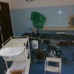 Der Operationssaal entspricht zwar nicht westlichen Standards. Aber in Afrika kann auch mit einfachen Mitteln geholfen werden.