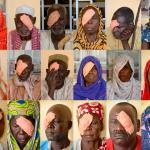 Kampagnen-Bericht 2016: Vier Operationskampagnen, 1.276 Augenuntersuchungen, 179 Operationen und 215 maßgeschneiderte Brillen